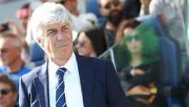 Serie A Atalanta, Gasperini: «Ci manca concretezza»