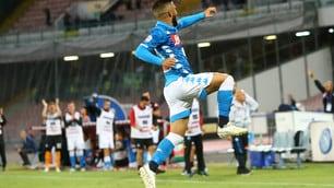 Serie A, Napoli-Sassuolo il film della partita