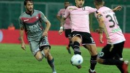 Serie B Palermo-Crotone 1-0. Nestorovski regala i tre punti a Stellone