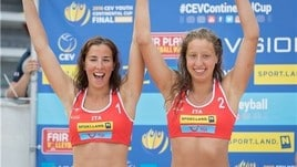 Beach Volley: Olimpiadi Giovanili, Scampoli-Bertozzi partono con una vittoria
