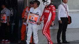 F1, Vettel: «Con Verstappen chiarirò in privato»
