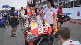 MotoGp: Marquez, mani sul titolo a 1,02