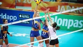 Volley: Mondiali Femminili, l'Italia spazza via anche la Thailandia