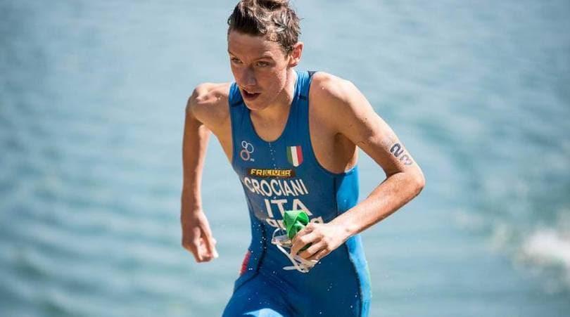 Olimpiadi Giovanili, bronzo per Crociani