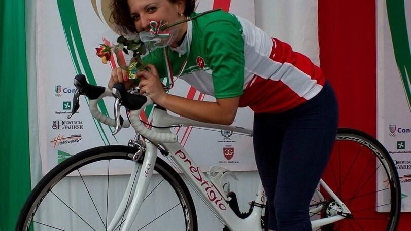 Jenny Narcisi e Granfondo Campagnolo Roma: un mondo con lo sport al centro