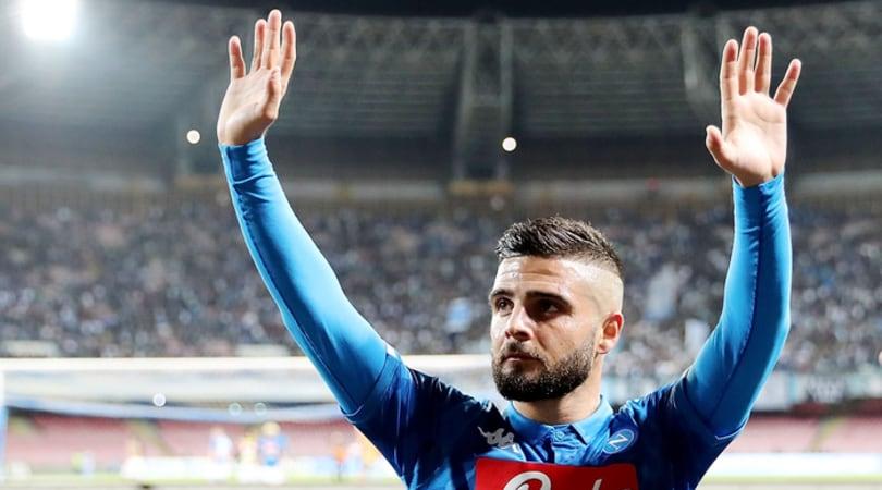 Plebiscito per Insigne: è il miglior calciatore italiano