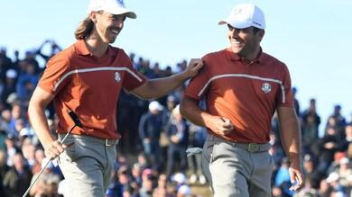 Golf, British Masters al via: Molinari sfida Fleetwood