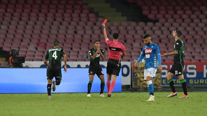 Serie A, Rogerio e Felipe squalificati per una giornata