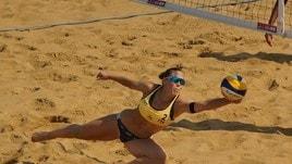 Beach Volley: due le coppie italiane in gara a Yangzhou