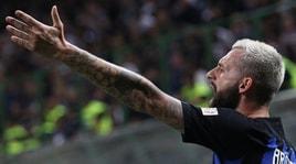 Inter, problemi muscolari per Brozovic: lascia il ritiro della Croazia
