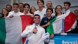 Olimpiadi Giovanili, oro per Di Veroli