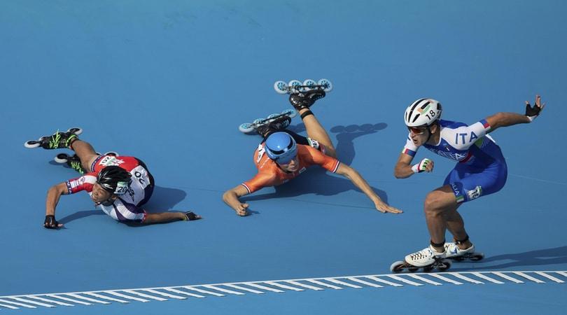 Olimpiadi giovanili, pattinaggio: podi azzurri con Maiorca e Valenzano