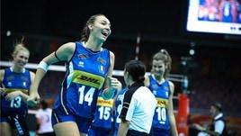 Volley: Mondiali Femminili: Italia-Russia vale la Top Six