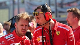 F1, Vettel: «Abbiamo reso la vita facile alla Mercedes»