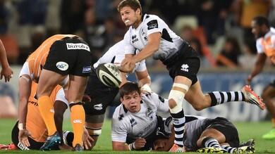 Sempre più rugby in diretta su DAZN