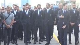 L'Italia omaggia le vittime del Ponte Morandi