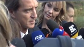 Mancini sul Ponte Morandi: