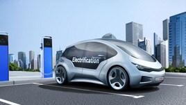 Bosch debutta nel car sharing con i furgoni elettrici