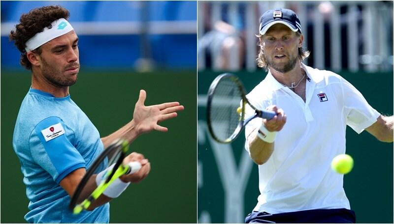 Tennis, Shanghai Masters: Cecchinato al 2° turno, out Seppi