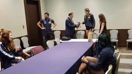 Volley: Mondiali Femminili: anche il console Diodati festeggia con le azzurre