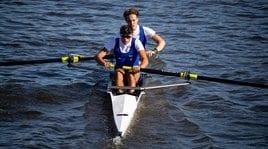 Giochi giovanili, canottaggio: oro azzurro nel due senza