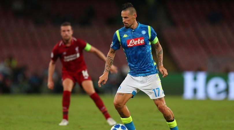 Hamsik: «Pronti per il Psg, il Napoli sa come affrontarli»