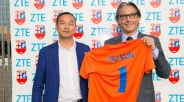 ZTE e Alcione Milano insieme per il calcio giovanile
