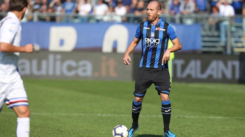 Serie A Atalanta, lesione al retto femorale per Masiello