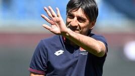 Serie A Genoa, Lisandro Lopez e Rolon con i compagni