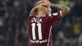 Serie A Torino, terapie per Zaza. Differenziato per De Silvestri e Lyanco