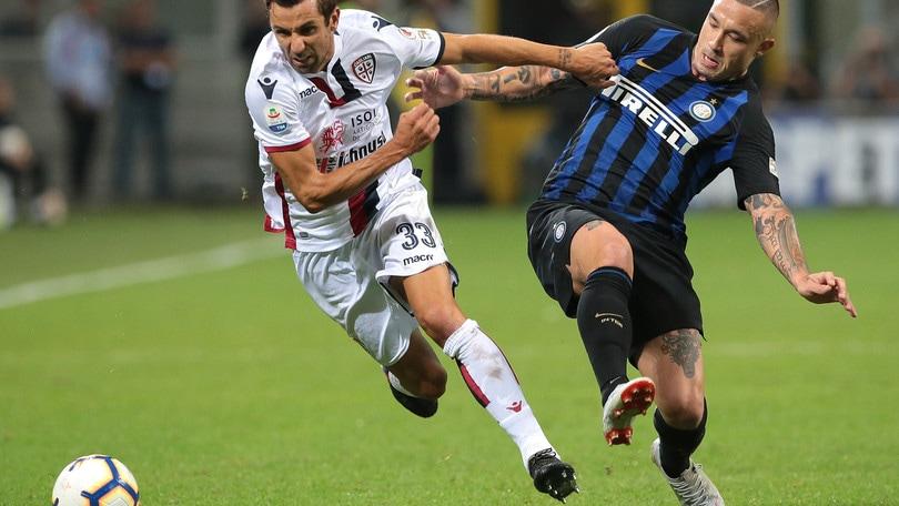 Serie A Cagliari, terapie per Srna. Out anche Klavan