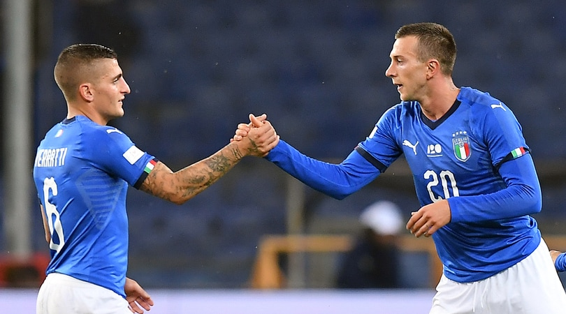 Italia-Ucraina 1-1: non basta Bernardeschi