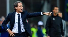 Italia, Mancini: «C'è rammarico, non ci dice bene»