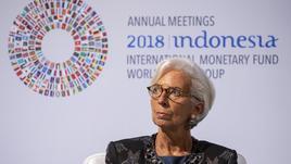 Fmi: Lagarde, Italia rispetti regole Ue