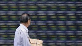 Tokyo, durante seduta calo a -3,89%