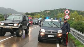 Maltempo,donna dispersa nel Cagliaritano