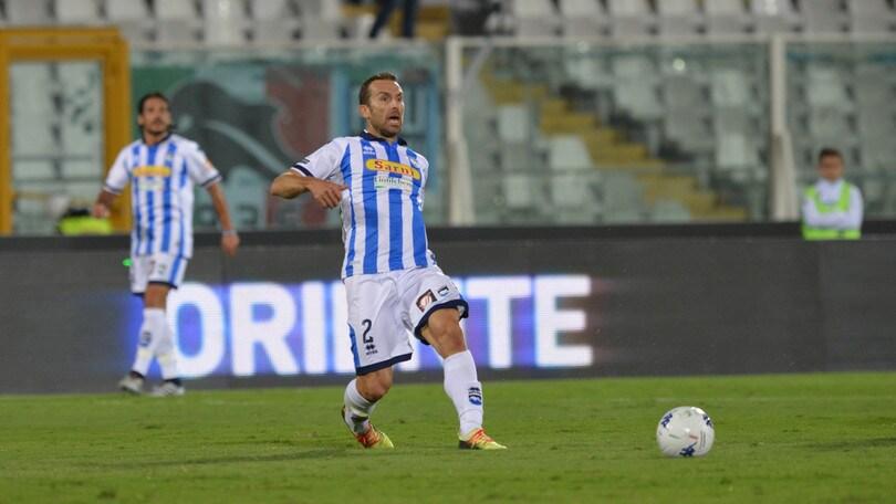 Serie B Pescara, Campagnaro leader della difesa