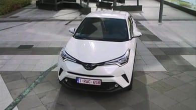 Toyota CH-R Hybrid