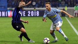 Calciomercato Spal, Mattioli: «Lazzari? Sarà difficile trattenerlo»