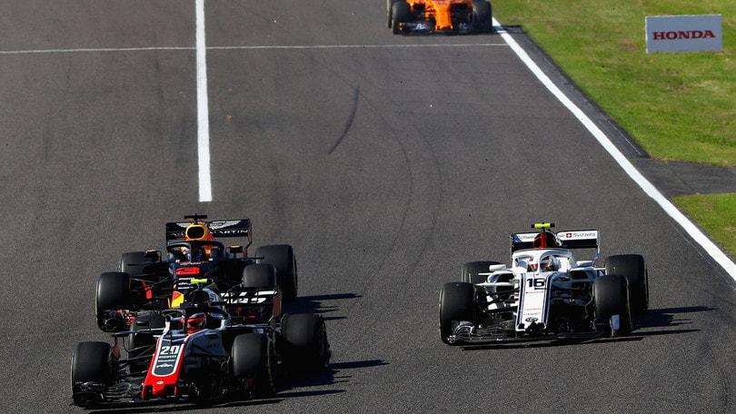 F1, nessun cambio al sistema di punti nel 2019