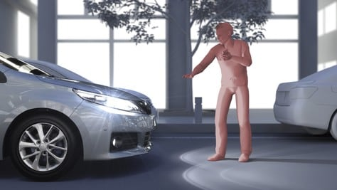 Il Safety Sense di Toyota