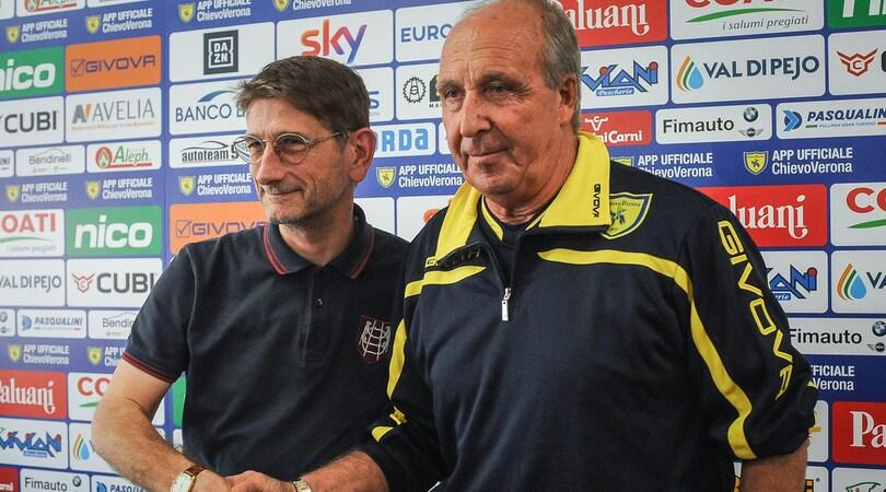 Serie A Chievo, Ventura: «Adesso ho una voglia feroce»