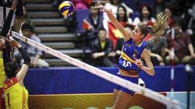 Mondiali Volley, l'Italia va: trionfo azzurro a quota 3,00