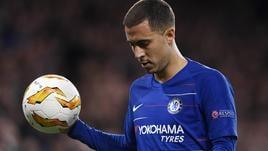 Chelsea:Hazard resta per 18 mln all'anno