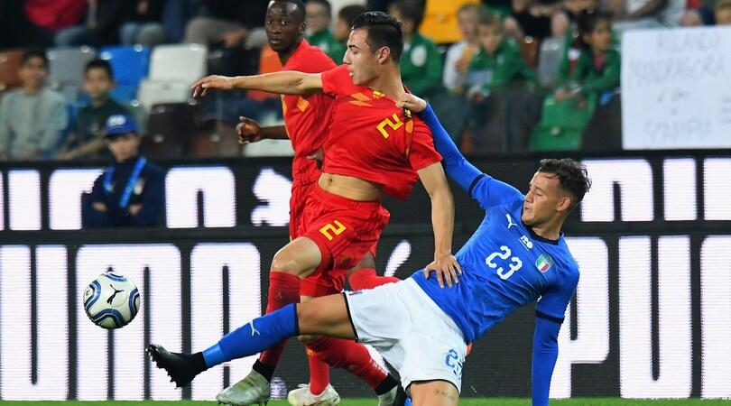 Under 21, Italia-Belgio 0-1: Amuzu beffa gli azzurrini. Altro ko per Di Biagio