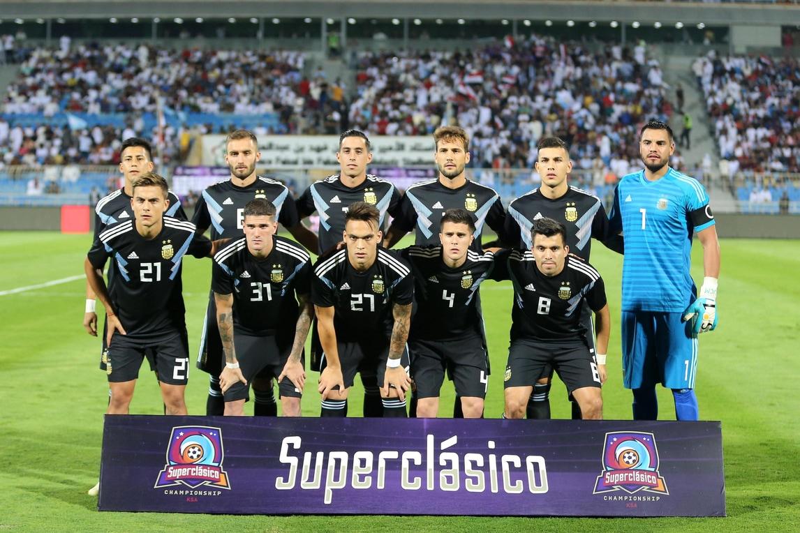 Iraq-Argentina 0-4: Lautaro Martinez e Pezzella a segno ...