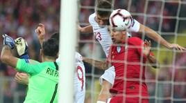 Portogallo, 3-2 alla Polonia di Piatek