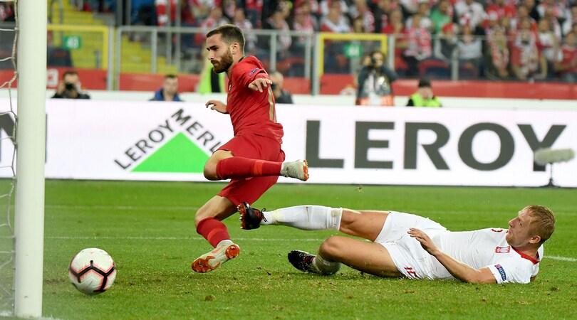 Piatek non basta: il Portogallo ribalta la Polonia e ipoteca la Final Four