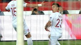 Nations league, Polonia-Portogallo 2-3
