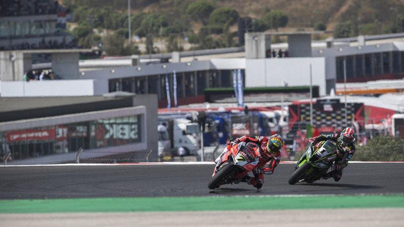 SBK, dal 2019 tre gare per ogni Gran Premio